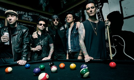 $20 for One G-Pass to Avenged Sevenfold, Korn & More at Jiffy Lube Live on August 3 (Up to $38.50 Value)