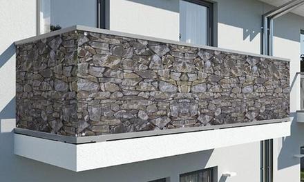 Telo balcone in PVC disponibile in 3 modelli