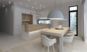 Tarna Design Studio: Konsultacja z architektem (60 zł) lub projekt koncepcyjny aranżacji wnętrza (od 149,99 zł) w Tarna Design Studio
