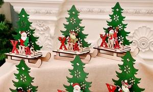 Set de 3 décorations de Noël