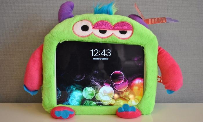 Children S Plush Tablet Holder Groupon Goods