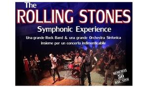 TEATRO NUOVO FERRARA: The Rolling Stones The Symphonic Experience, il 7 maggio al Teatro Nuovo di Ferrara (sconto 50%)