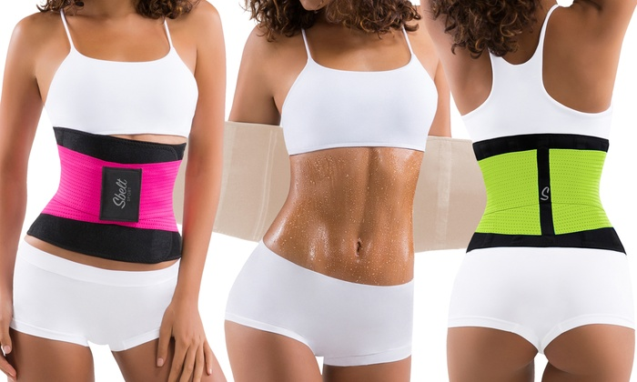 4512bddb1 Up To 75% Off on Women s Waist Trainer Sweat Belt