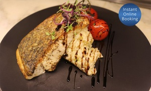 Memento Lounge & Bistro: 3-Course Lunch or Dinner with a Drink for One ($35), Two ($69), Four ($135) or Six ($199) at Memento Lounge & Bistro