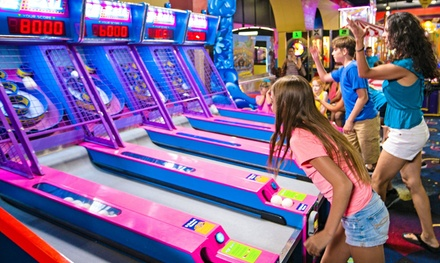 $29.99 for All-Day Attraction Pass for One at Boomers! ($50 Value)