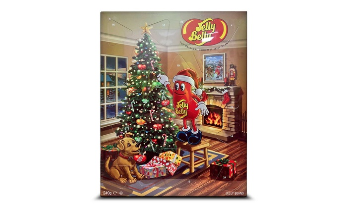 Calendario Adviento 2020.Calendario De Adviento Jelly Belly De 240 G