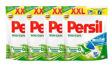 Persil Duo Caps mit 120 oder 240 Waschladungen (bis zu 51% sparen*)