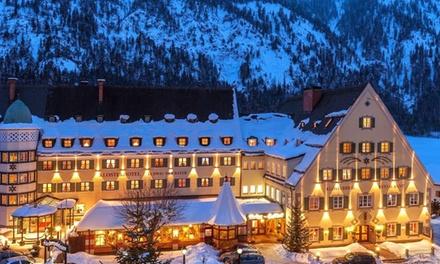 Oberbayern: 3-5 Tage für Zwei mit Wellness und Halbpension im Klosterhotel Ludwig der Bayer