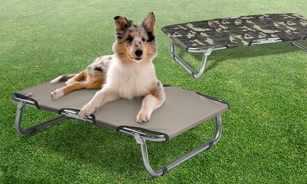 Van Ness Fold-and-Go Portable Pet Cot