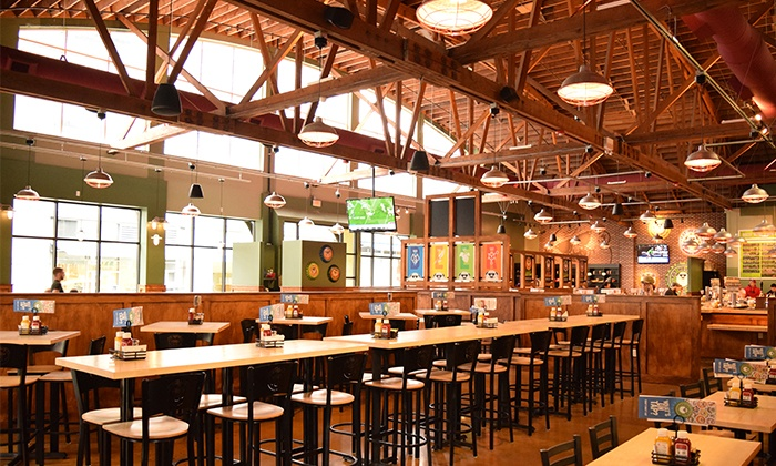 Fat Head's Brewery - Portland - Pearl: $15 for $25 Worth of Pub Food and Beer at Fat Head's Brewery