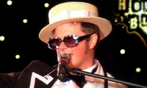 Rocket Man: The Elton John Tribute Show: Rocket Man: The Elton John Tribute Show on Friday, March 4, at 8 p.m.