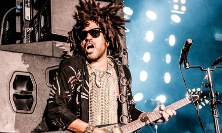 Lenny Kravitz Supported by Curtis Harding, 19 – 20 June, Two Locations (Up to 54% Off)