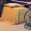 Bicycle-Wheel Bar Stool