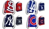 MLB Drawstring and Velcro Lunch Bags Set: MLB Drawstring and Lunch Bags Set