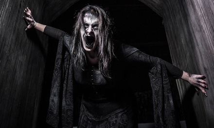 General Admission Tickets to Midnight Terror Haunted House (Up to 36% Off). Seven Options Available.