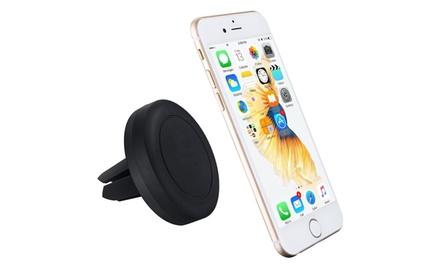 1 o 2 supporti magnetici per smartphone da auto