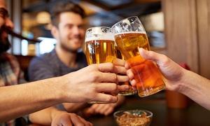 Erik Bar: Desde $249 por tapeo + cerveza para dos o cuatro en Erik Bar