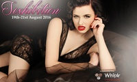 Sexhibition, 19 - 21 August, Victoria Warehouse (Up to 64% Off)