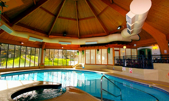 Moness Resort - Moness House Hotel & Country Club: Perthshire: 1 or 2 Nights For Two With Breakfast and Spa Access from £59 at the Moness Resort