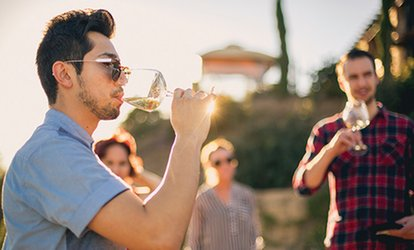 image for <strong>Wine Tasting</strong> for One or Two at Miramonte Winery (Up to 56% Off)