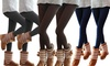 Pack di leggings termici da donna