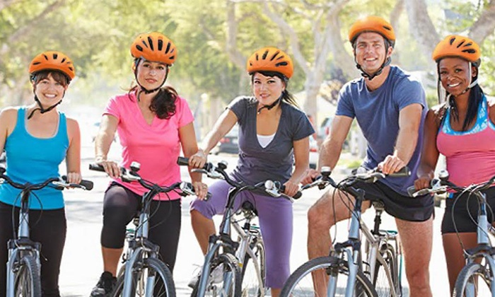 Wheel Fun Rentals - Philadelphia: Philadelphia Guided Bike Tours by Wheel Fun Rentals for One or Four from Wheel Fun Rentals (50% Off)