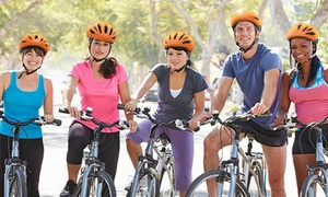 Wheel Fun Rentals: Philadelphia Guided Bike Tours by Wheel Fun Rentals for One or Four from Wheel Fun Rentals (50% Off)