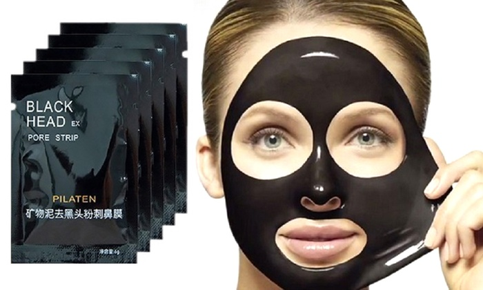 masque anti point noir
