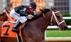 Rocktoberfest at Hawthorne Race Course - Hawthorne Race Course: Rocktoberfest with Wager and Food Coupons for One, Two, or Four at Hawthorne Race Course on October 4–6 (Up to 62% Off)