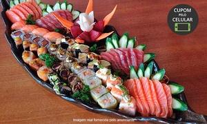 Katsuro Restaurante - Santana: Rodízio japonês no almoço ou jantar para 2 pessoas no Katsuro Restaurante – Santana