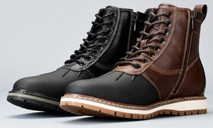 Harrison Men's Casual Duck-Toe Boots