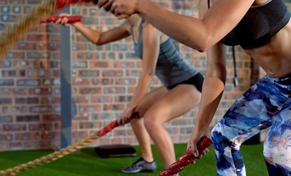 image for 5 or 10 Yoga, Spin, or Strength-Training Classes at MūvLab – DTC (Up to 74% Off)