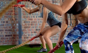 MūvLab – DTC: 5 or 10 Yoga, Spin, or Strength-Training Classes at MūvLab – DTC (Up to 67% Off)