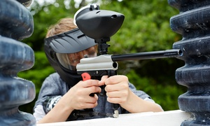 PeeWee Paintball for Two or Paintball for Two, Four, or Eight at True Paintball Adventure Park (Up to 47%Off)