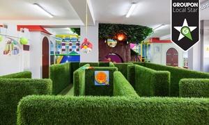 Kraina Czarów: Wejście na salę zabaw za 19,99 zł i więcej opcji w Krainie Czarów w Katowicach (do -48%)