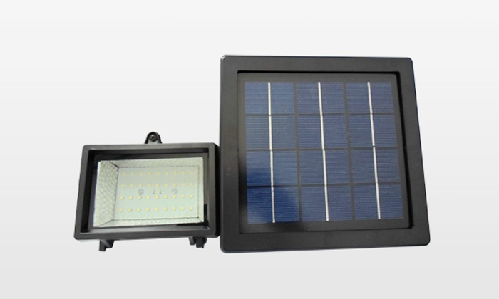Groupon Goods: Solar LED Lighting System from R535 Including Delivery (Up to 67% Off)