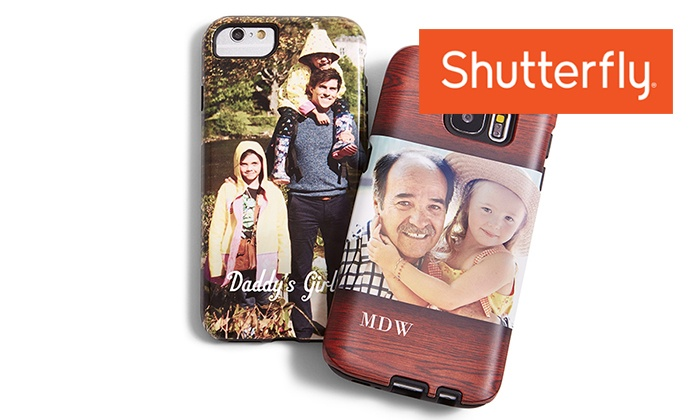 on sale eef7e 54816 Custom Phone Case - Shutterfly | Groupon