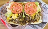Penn and Pratt Restaurant & Carryout - Southern Baltimore: Greek Food at Penn and Pratt Restaurant & Carryout (Up to 56% Off). Two Options Available.