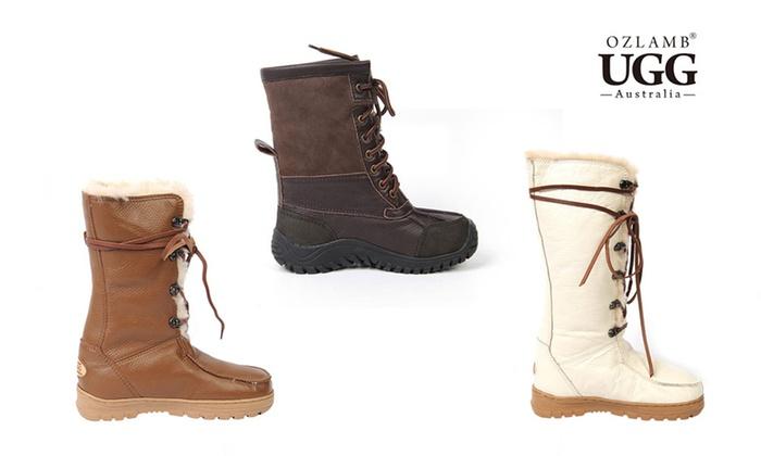 Ozlamb Outdoor Ugg Boots Groupon Goods