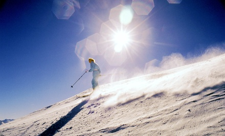 Skiing for One or Four on Monday–Friday or Sunday at Wolf Ridge Ski Resort (Up to 60% Off)
