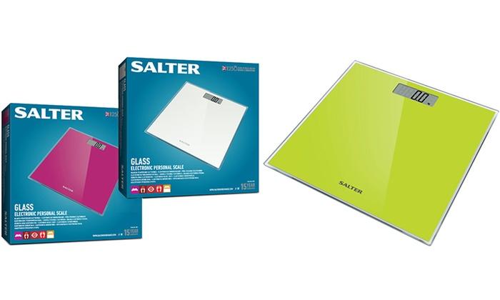 Bilancia elettronica Salter