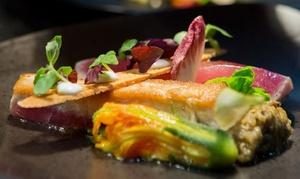 La Table des Blot: Menu dégustation en 5 services concocté par Christophe Blot dans son restaurant étoilé La Table des Blot dès 89 €