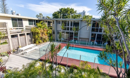 Brisbane: 1-3 Nights for Two, Three or Four People with Late Check-Out at City Star Brisbane