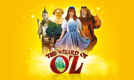 The Wizard of Oz, 13–18 February at St. Helens Theatre Royal (Up to 38% Off)