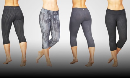 Marika Women's Printed Dry Wik Leggings. Multiple Styles and Sizes Available.