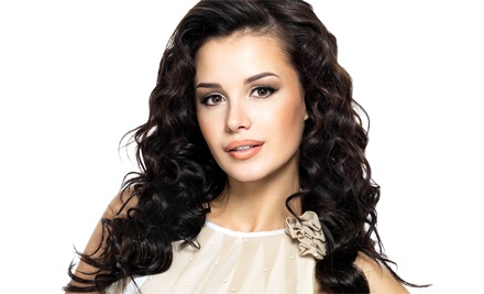 Haircut, Highlight Weave, and Color at Naturally Yours Salon & Spa‎ (Up to 51% Off). Three Options Available.
