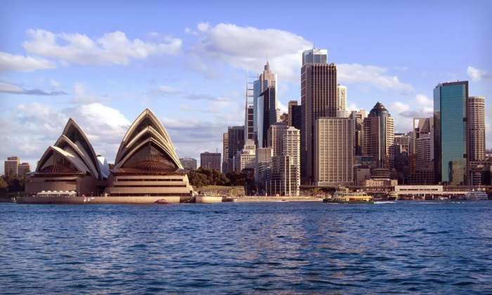 Two-City Australian Vacation with Airfare - Sydney and Melbourne: 11-Day, 8-Night Australian Vacation with Round-Trip Airfare and Accommodations from Down Under Answers