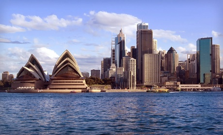 11-Day, 8-Night Australian Vacation with Airfare