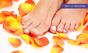 Laser Gentle Medical Spa: Laser Toenail Fungus Removal Treatment on 5 or 10 Toes at Laser Gentle Medical Spa (Up to 64% Off)