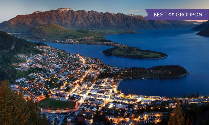 12-Day New Zealand & Tahiti Trip w/ Air from Pacific Holidays
